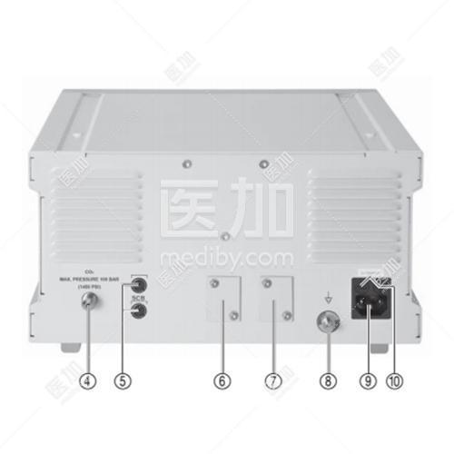 德国STORZ史托斯40L气腹机连接器20400125C karlstorz气腹机系统