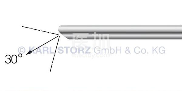 德国史托斯karl storz3D高清电子腹腔镜26605BA