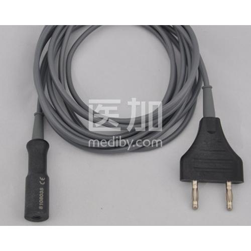 德国狼牌高频双极钳连接电缆8108035