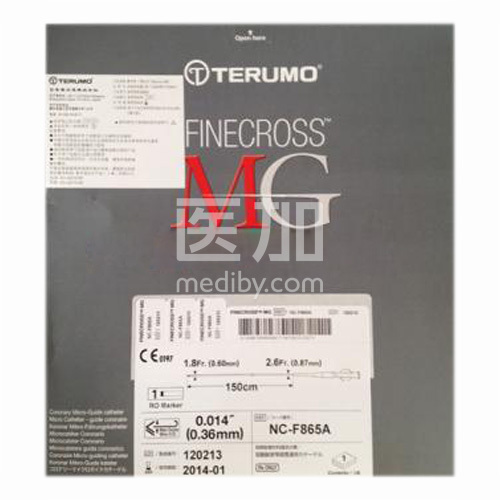 泰尔茂 Finecross MG微导管NC-F863A