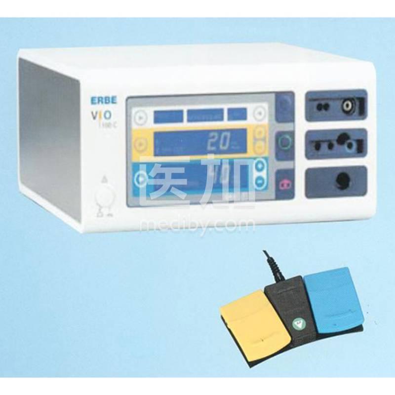 德国ERBE爱尔博VIO100C高频电刀主机美容手术电刀10140-500