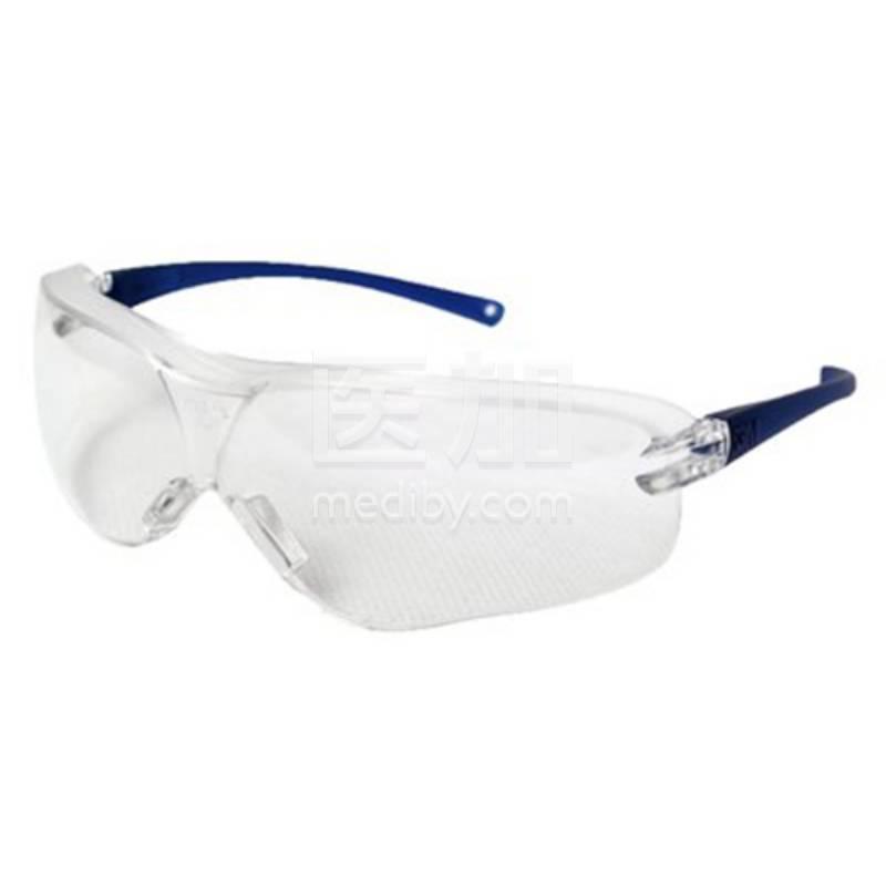 中国款轻便防护眼镜-透明镜片防雾10434