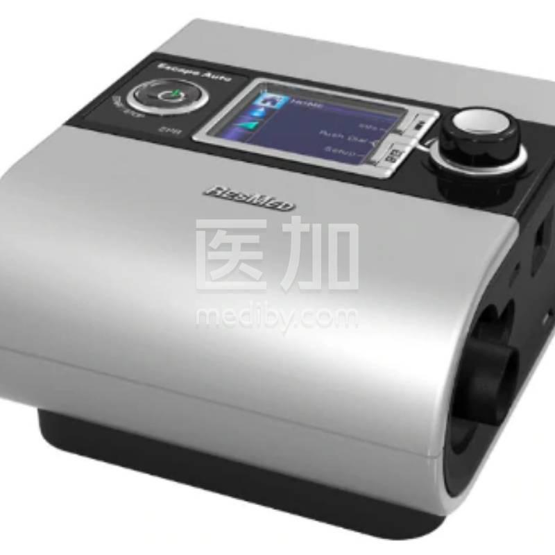 持续气道正压呼吸机:加热湿化器